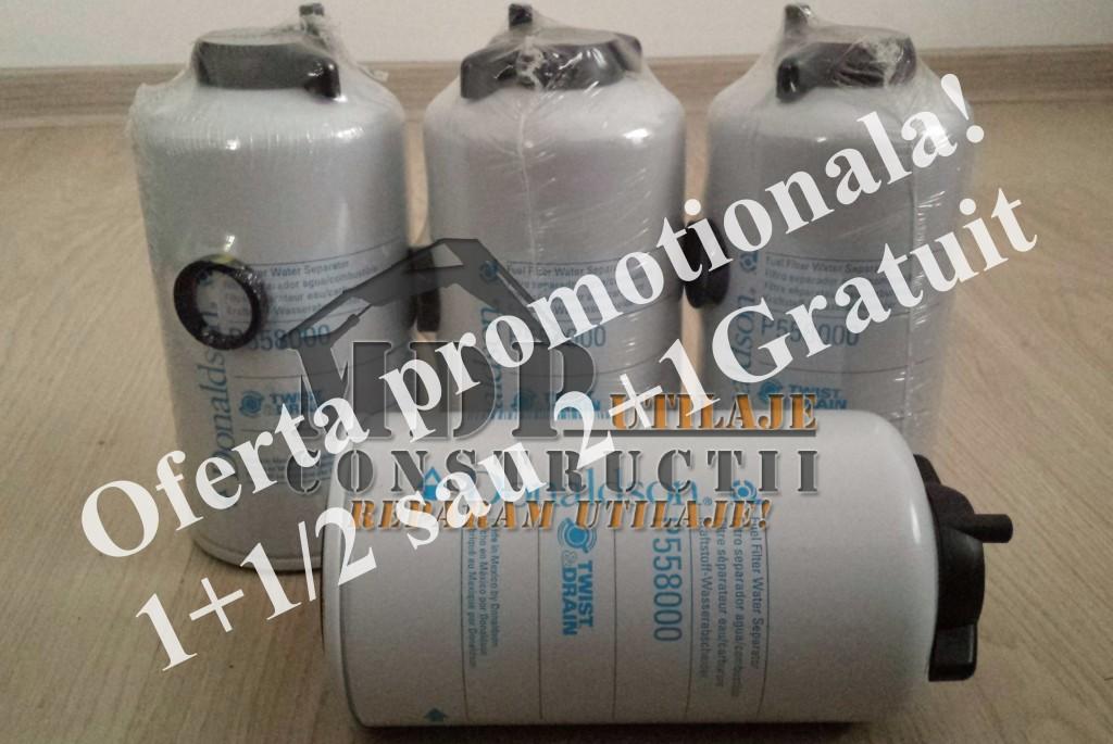 Promotie filtre motorina donaldson P558000