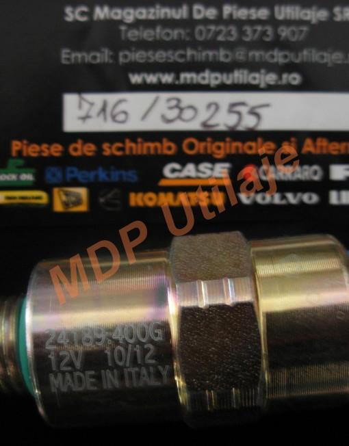 Sonda pompa injectie buldoexcavator JCB 3CX