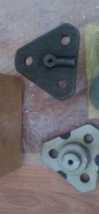 Kit pivoti/garnituri/saibe New Holland LB95B