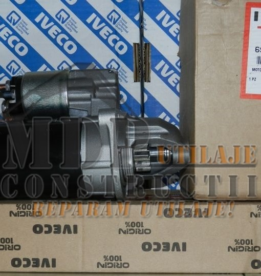 Electromotor Iveco Daily / 69502571